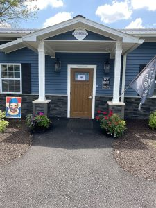 New Milford office front entrance
